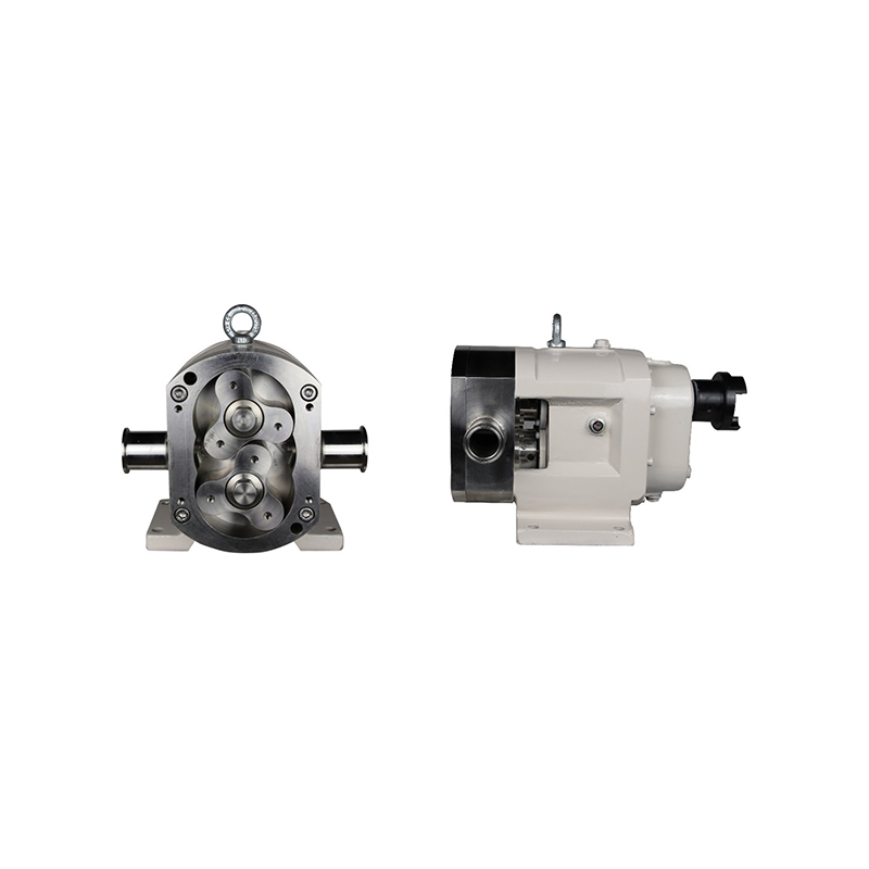 轉子泵的構造及實際操作常見問題