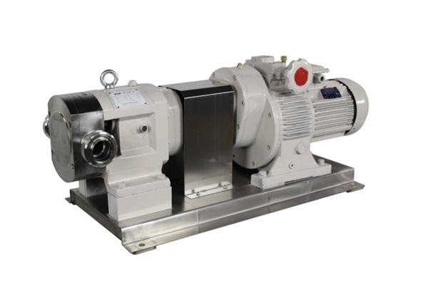 轉子泵廠家的制做材料立刻損害出產量品質品質有十分大損害