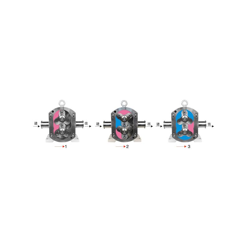 轉子泵與凸輪泵的區別
