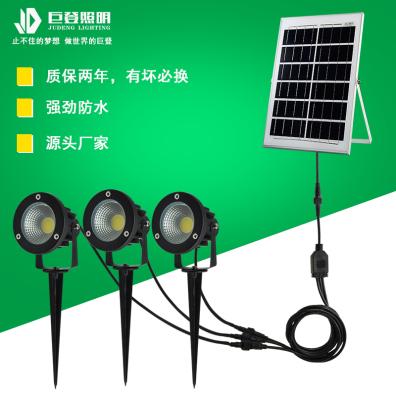上海太陽能插地燈75c1