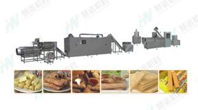 膨化米餅生產線