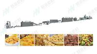 早餐谷物、玉米片食品生產線