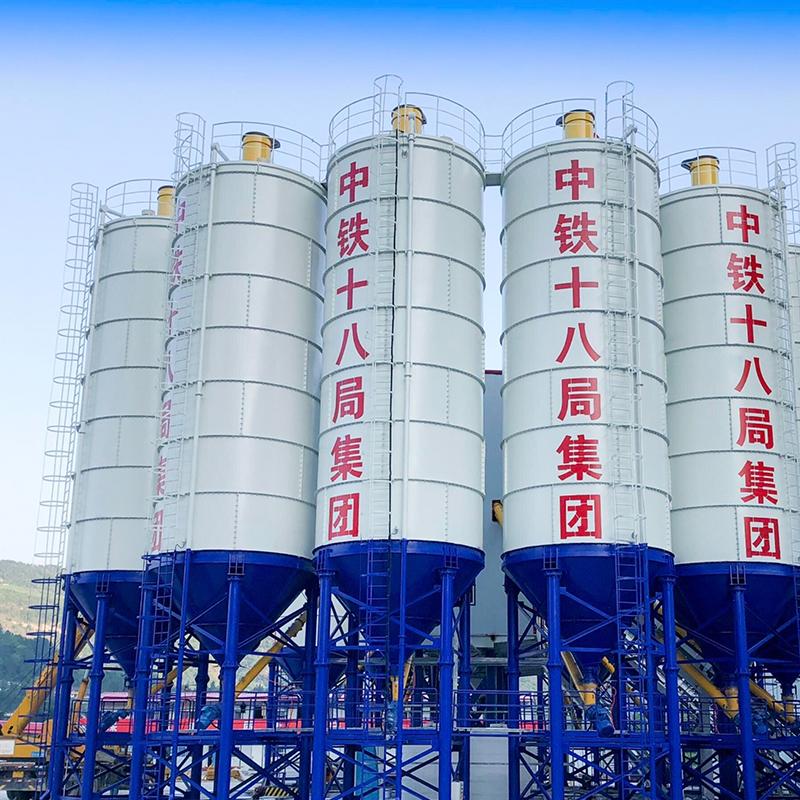 焊接式水泥罐
