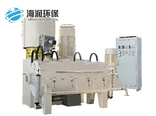 SRL-W系列立式混合機組