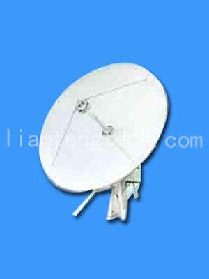 衛星通信地球站環焦天線