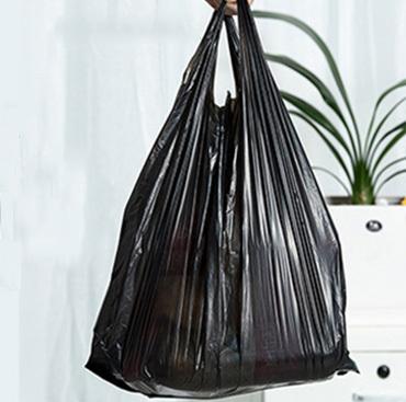 黑色垃圾袋批發