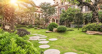 庭院花園設計公司