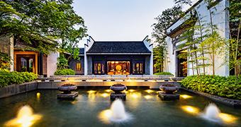 鹽城庭院花園設計