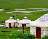蒙古包模塊房