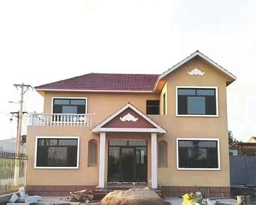 青海模塊建房