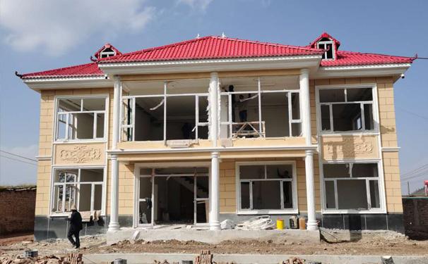 甘肅模塊建房