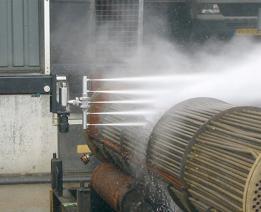 高压试压泵案例