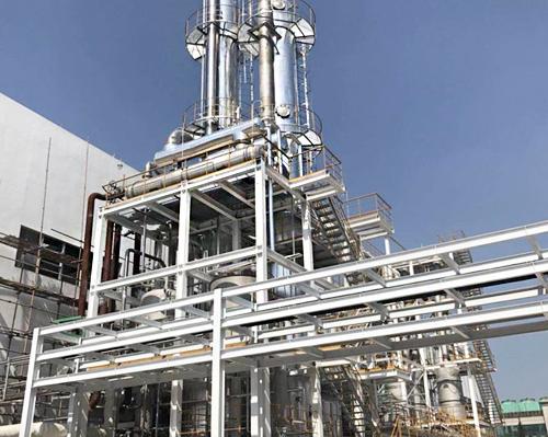 DMF精餾塔