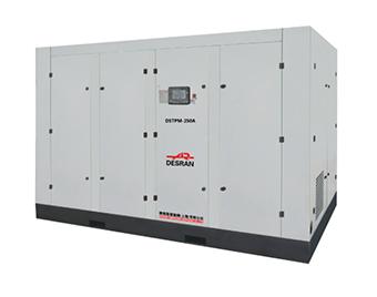 DSTPM-250A 兩級壓縮永磁變頻螺桿機
