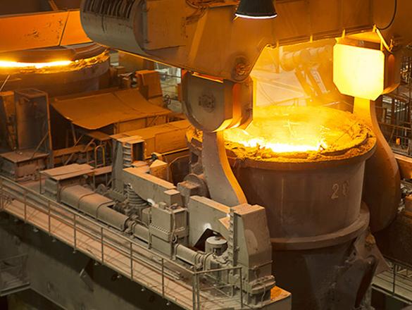 鋼鐵與冶金應用