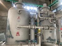 四川致遠鋰業全不銹鋼現場