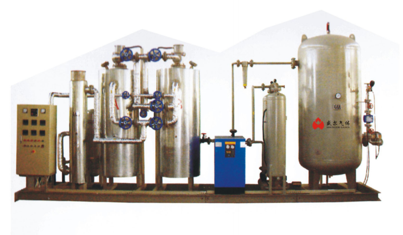 SEC氮氣加炭純化裝置