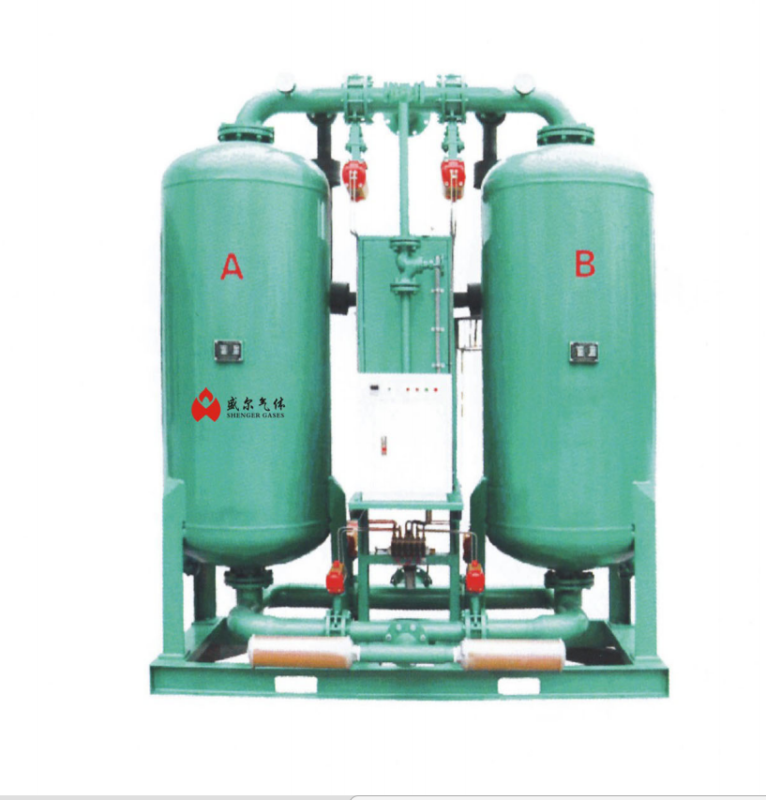 SEW微熱再生壓縮空氣干燥機
