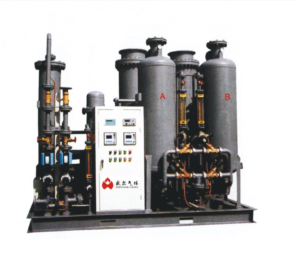 寧波SEH氮氣加氫純化裝置