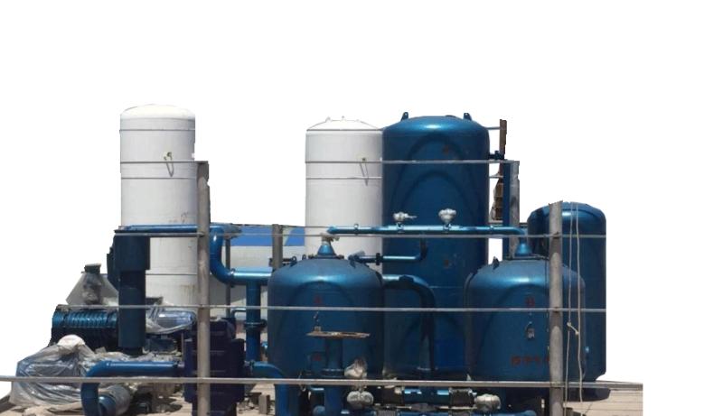 VPSA真空變壓吸附制氧裝置