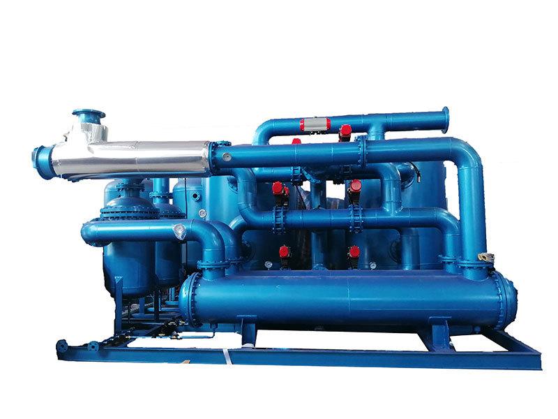 SYR-300零氣耗余熱再生干燥機