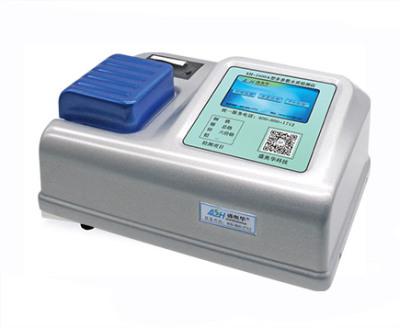 SH-1600A型觸屏式水質重金屬測定儀