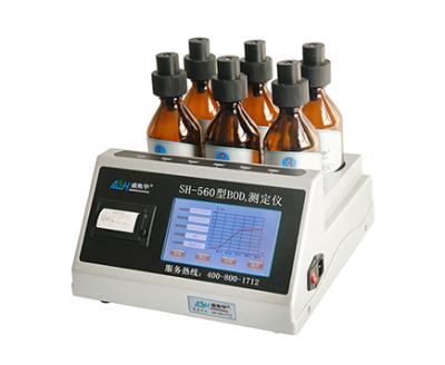 SH-560型五日培養法BOD測定儀