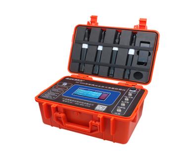 SH-650型便攜式水質六參數檢測儀