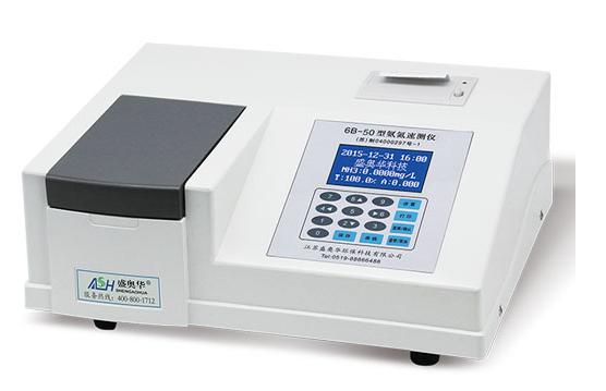 納氏試劑在氨氮檢測中的運用