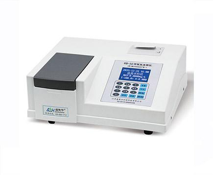 cod氨氮測定儀主要有七個特點