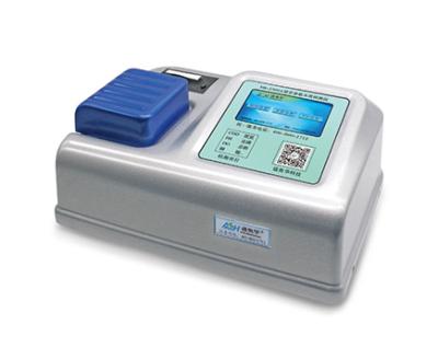 SH-1000A型水質多參數速測儀