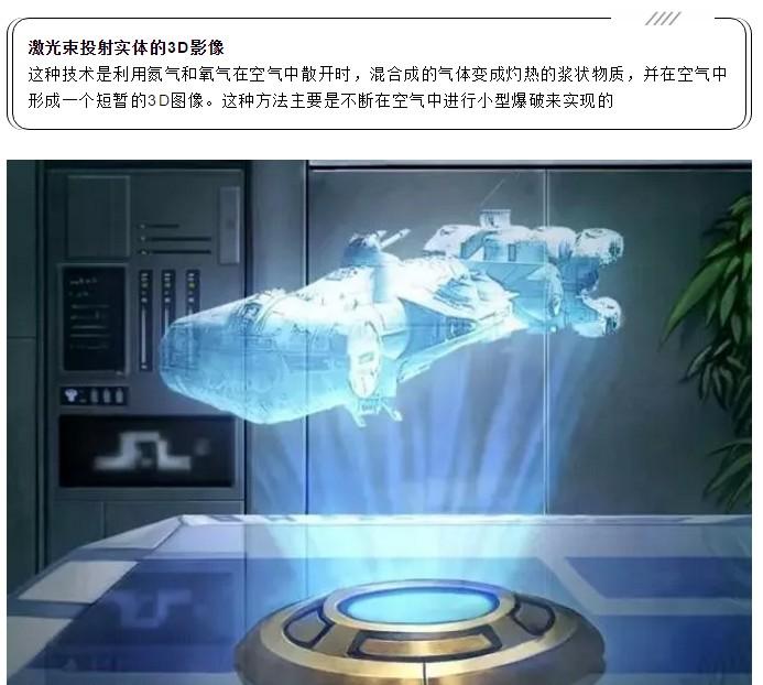 內蒙古3D全息投影