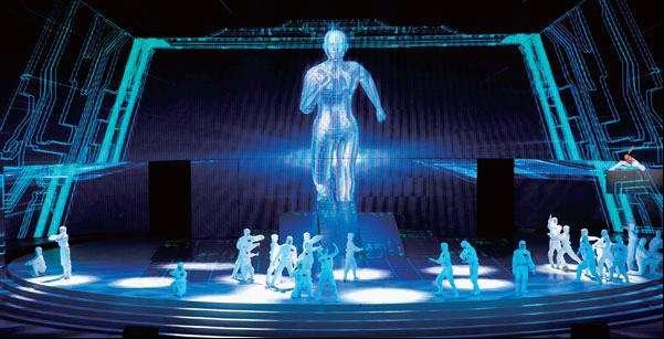 內蒙古3D投影