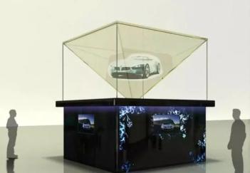 內蒙古3D投影經銷商今天給大家講講什么是3D全息投影?