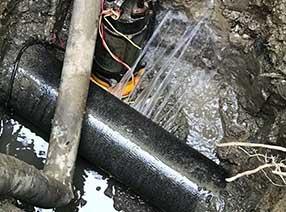 地下管道漏水检测