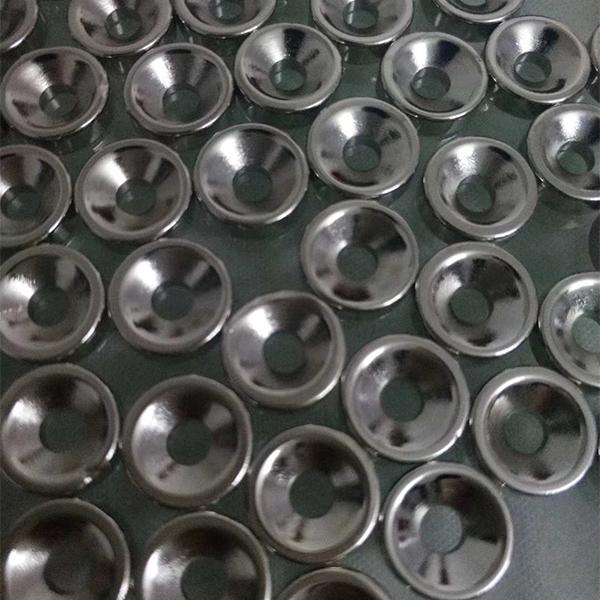 圆片打孔沉头磁铁