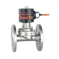RSPS 零壓差蒸汽電磁閥法蘭接口
