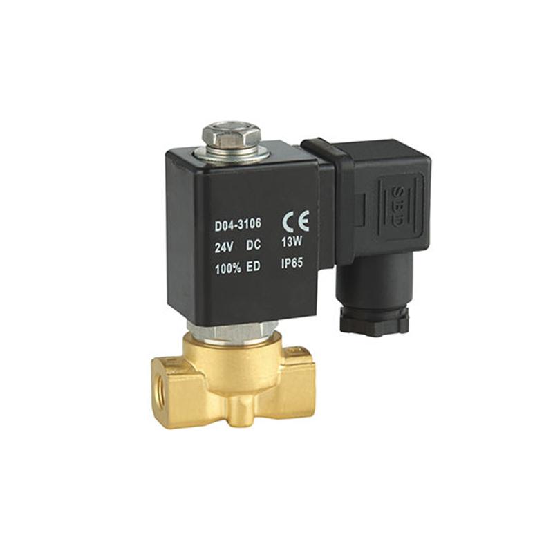 RSP 微型直動式電磁閥(常閉常開)  接口尺寸:1/8