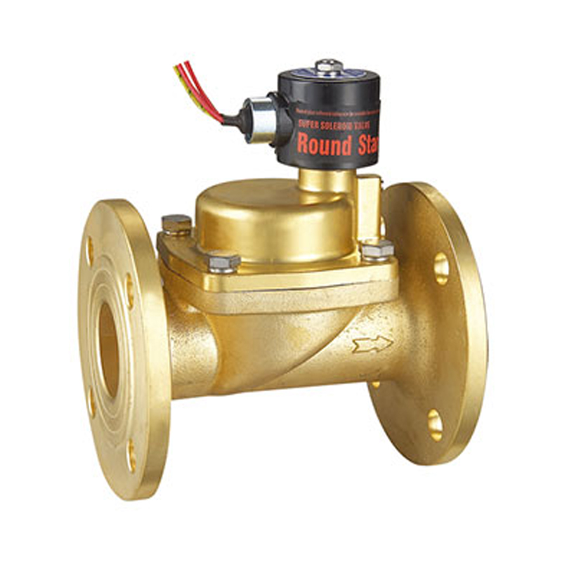 PS 先導式蒸汽電磁閥法蘭接口
