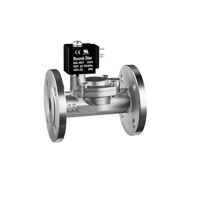 UDFD 先導式電磁閥法蘭式(常閉常開)