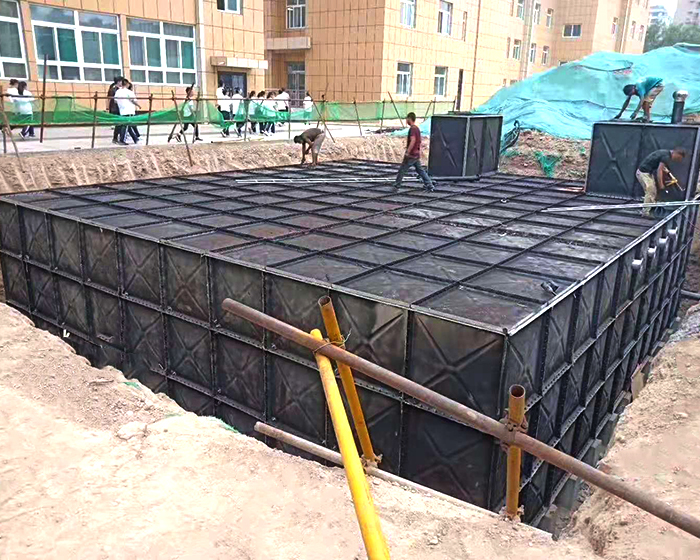 BDF复合板水箱公司