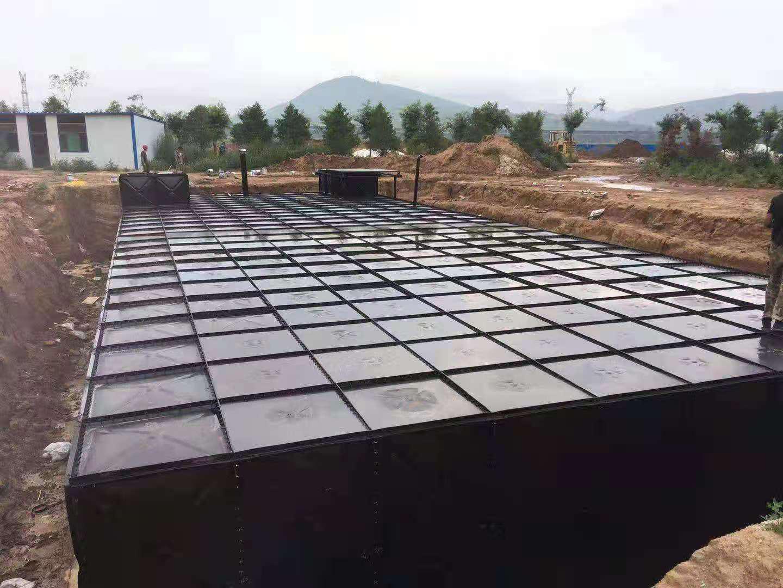 地埋式镀锌板水箱公司