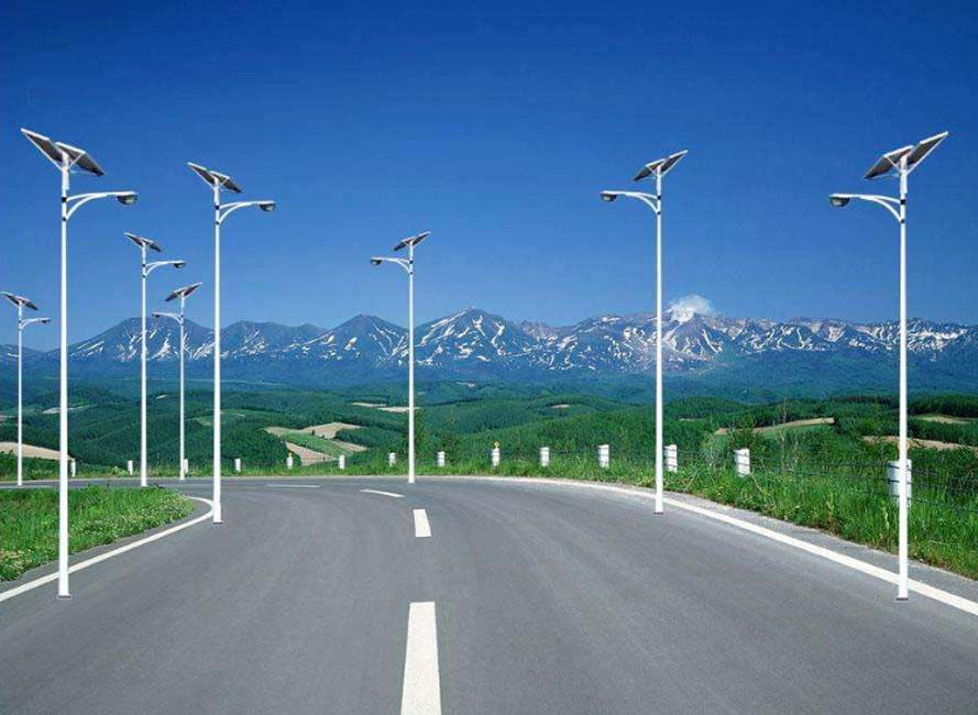 十堰太陽能路燈