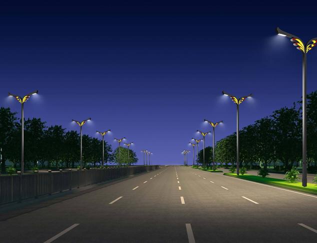 道路燈案例