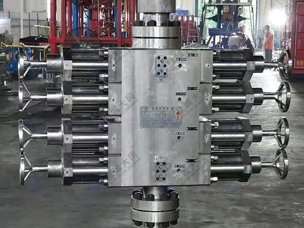 連續油管防噴器