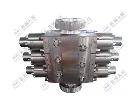 3FZ18-35三閘板液壓防噴器