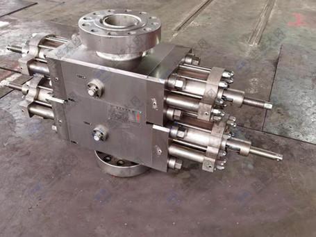 2FZJ18-70雙閘板液壓剪切防噴器