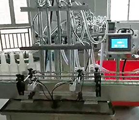 液體自動灌裝機