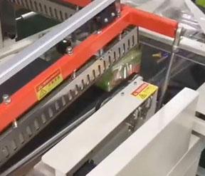 自動封切收縮機