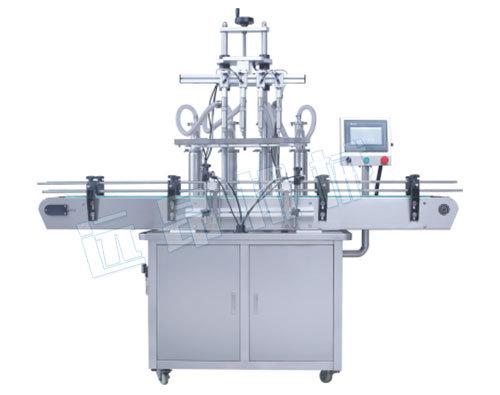 直線式液體灌裝機